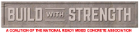 build with strength logo